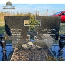 Памятник из гранита 151 — ritualum.ru