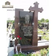 Памятник крест 336 — ritualum.ru