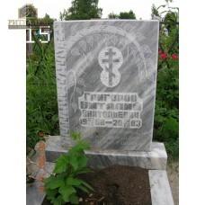 Памятник из мрамора - Берёза 15 — ritualum.ru