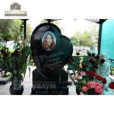 Креативный памятник 13 Сердце — ritualum.ru