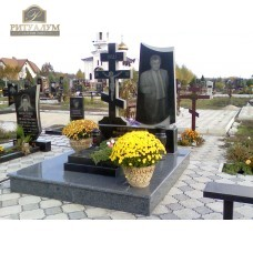 Элитный памятник №0016 — ritualum.ru